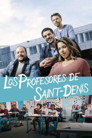 Imatge del cartell de la pel·lícula Los profesores de Saint-Denis