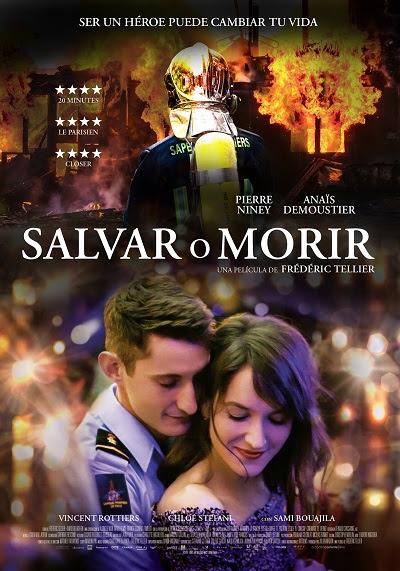 Imatge del cartell de la pel·lícula Salvar o morir