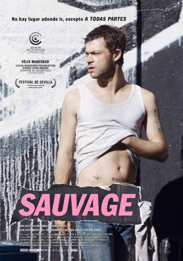 Imatge del cartell de la pel·lícula Sauvage