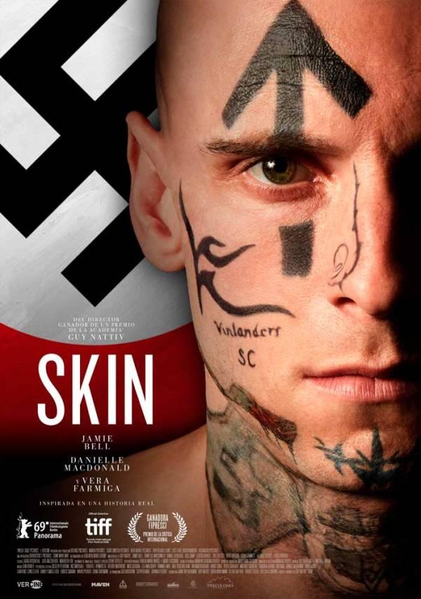 Imatge del cartell de la pel·lícula Skin