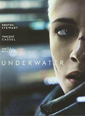 Imatge del cartell de la pel·lícula Underwater