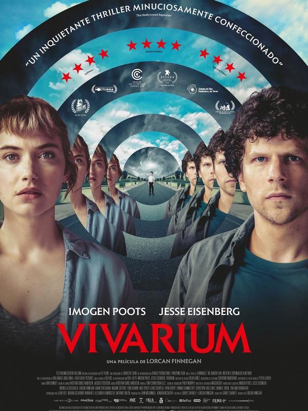 Imatge del cartell de la pel·lícula Vivarium