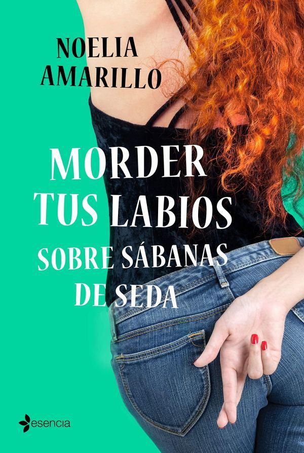 Imatge de la portada de la novel·la Morder tus labios