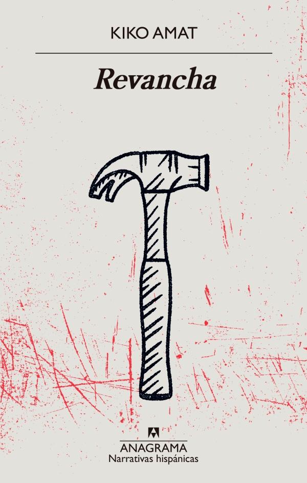 Imatge de la portada de la novel·la Revancha