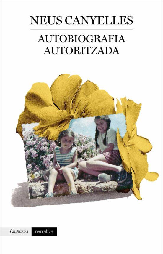 Imatge de la portada de la novel·la Autobriografia autoritzada