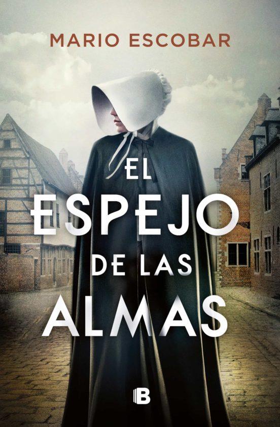 Imatge de la portada de la novel·la El espejo de las almas
