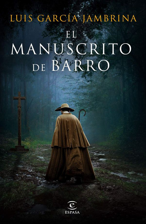 Imatge de la portada de la novel·la Manuscrito de barro