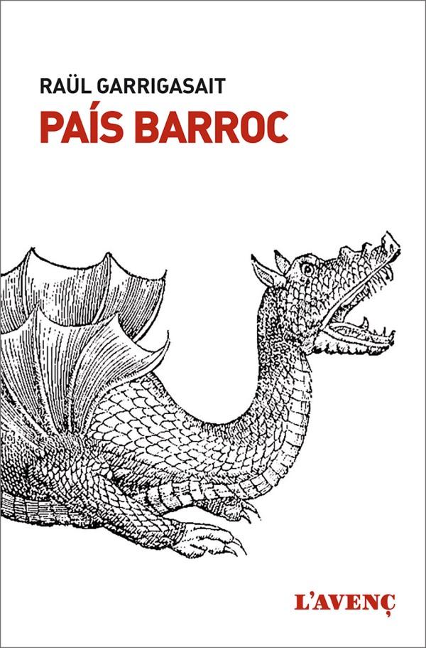 Imatge de la portada de la novel·la País barroc
