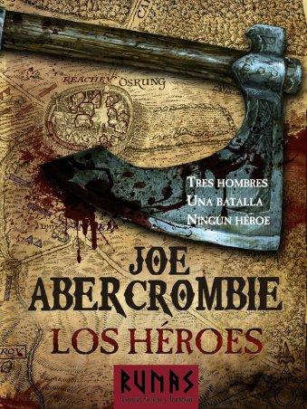 Imatge de la portada de la novel·la Los Héroes