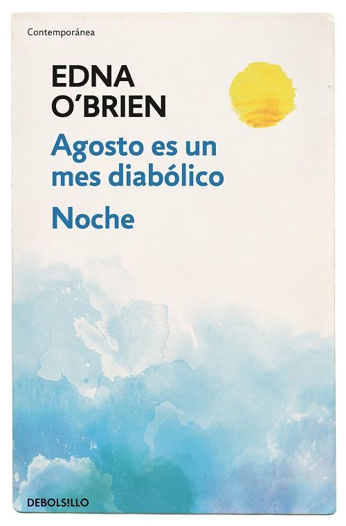 Imatge de la portada de la novel·la Agosto es un mes diabólico