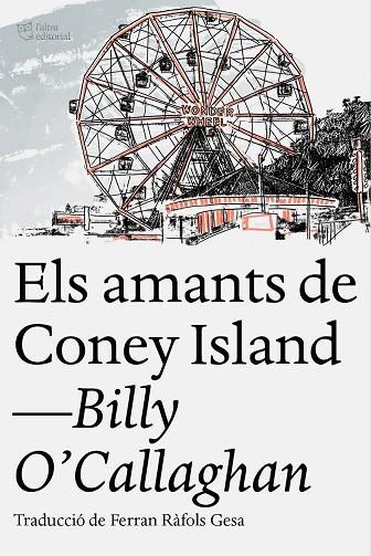 Imatge de la portada de la novel·la Els amants de Coney Island