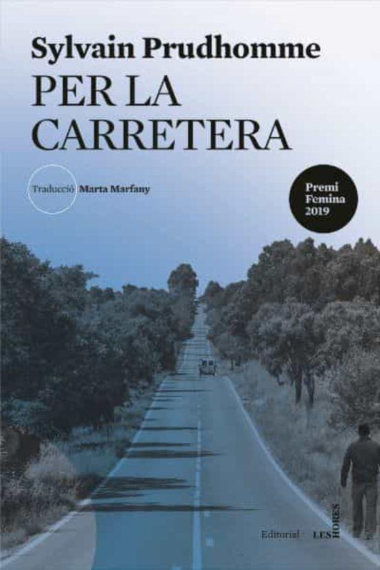 Imatge de la portada de la novel·la Per la carretera