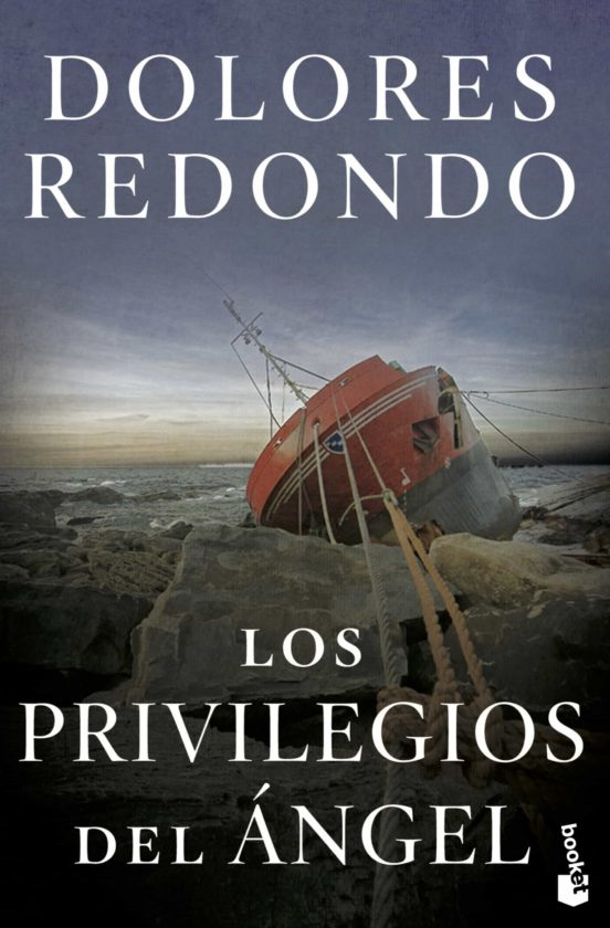 Imatge de la portada de la novel·la Los privilegios