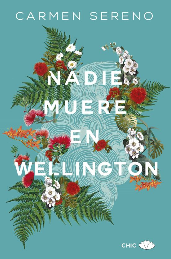 Imatge de la portada de la novel·la Nadie muere en Wellington