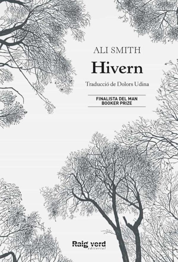 Imatge de la portada de la novel·la Hivern