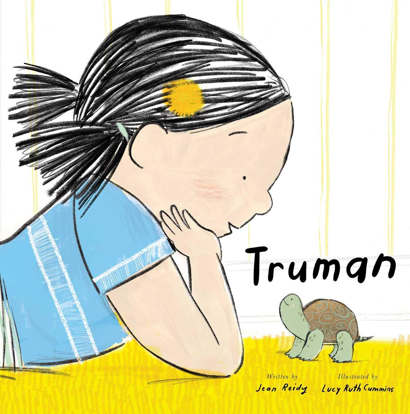 Imatge de la portada del conte infantil Truman