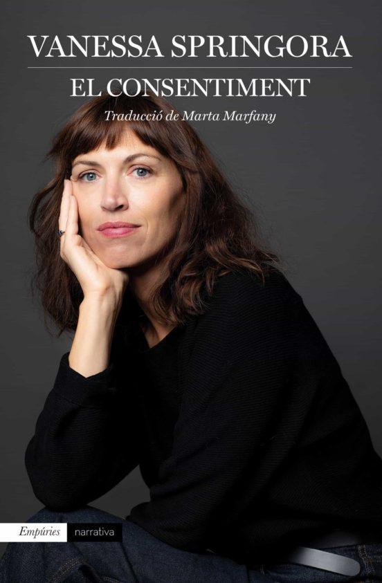 Imatge de la portada de la novel·la El consentiment