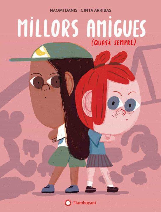 Imatge de la portada del llibre infantil Millors amigues