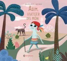 Imatge de la portada del llibre infantil Asim, viatger del món