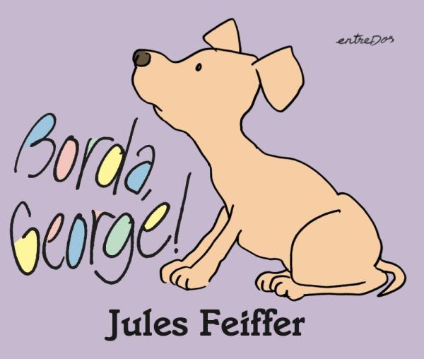 Imatge de la portada del llibre infantil Borda George