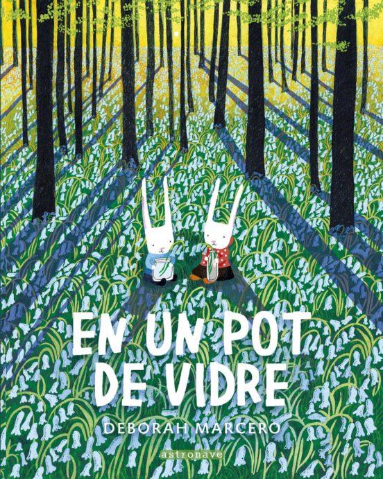 Imatge de la portada del llibre infantil En un pot de vidre