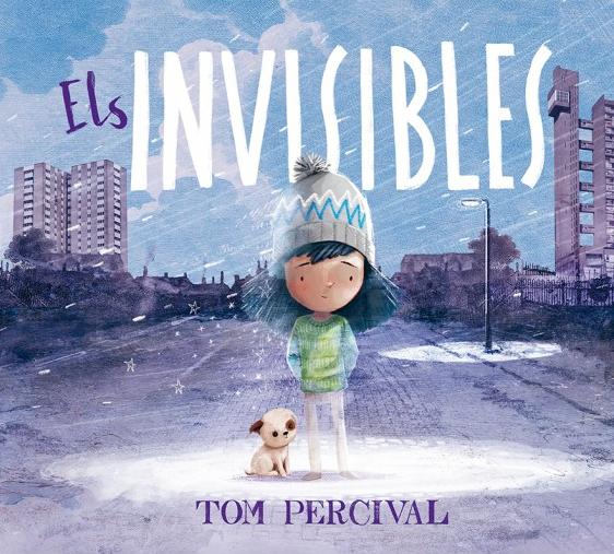 Imatge de la portada del llibre infantil Els invisibles