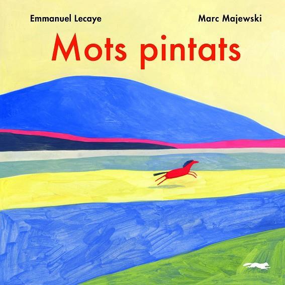Imatge de la portada del llibre infantil Mots pintats