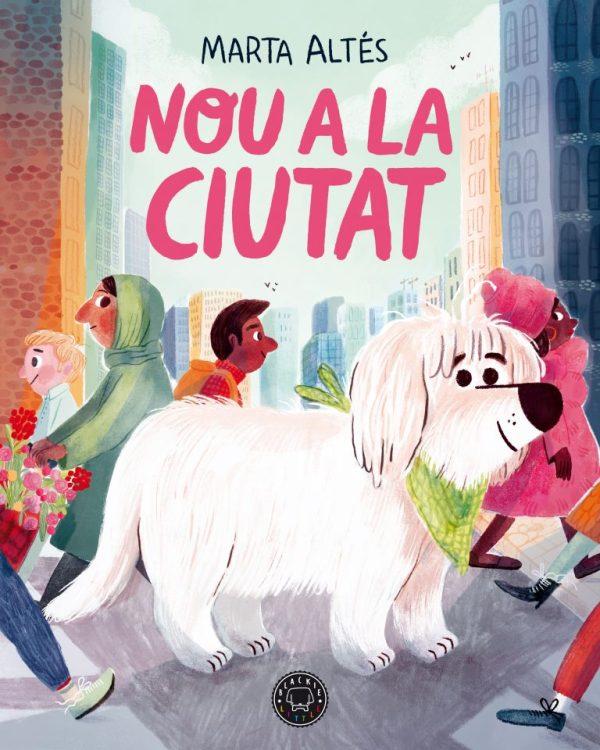 Imatge de la portada del llibre infantil Nou a la ciutat