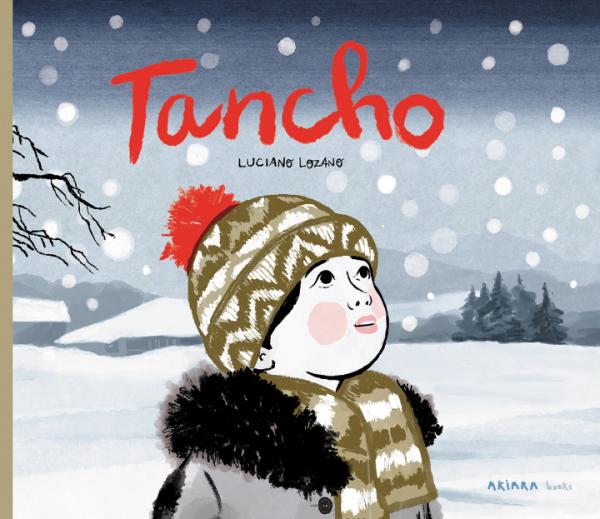 Imatge de la portada del llibre infantil Tancho