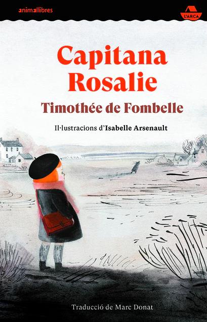 Imatge de la portada del llibre infantil Capitana Rosalie