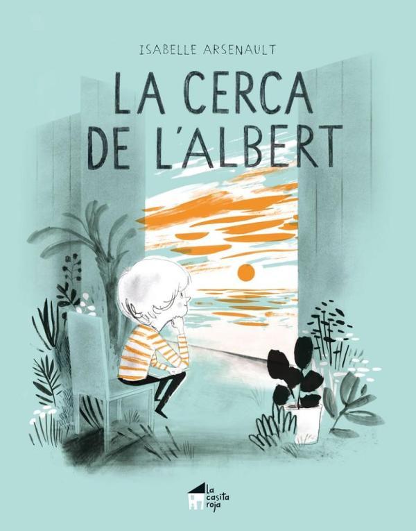 Imatge de la portada del llibre infantil La cerca de l'Albert