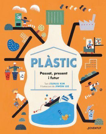 Imatge de la portada del llibre infantil Plàstic