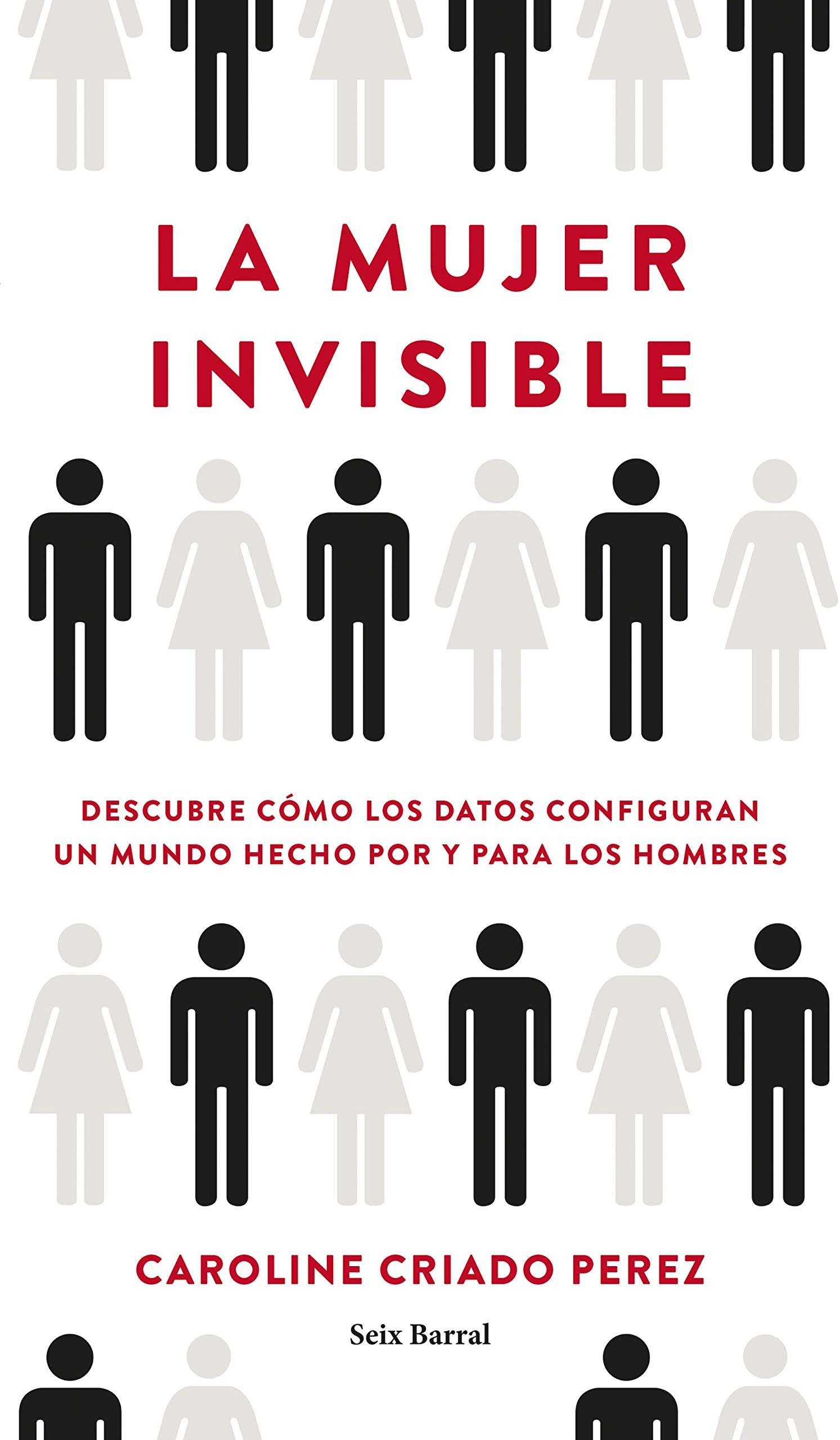 Imatge de la portada del llibre La mujer invisible