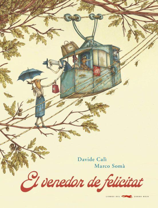 Imatge de la portada del llibre El venedor de la felicitat