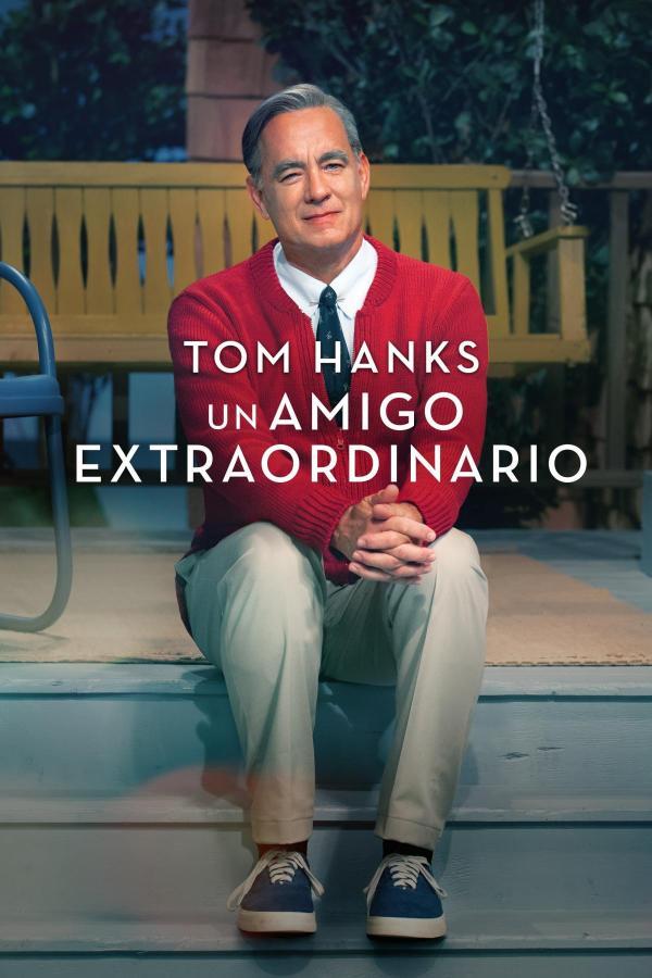 Imatge del cartell de la pel·lícula Un amigo extraordinario