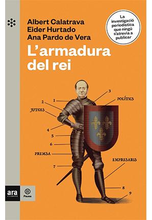 Imatge de la portada del llibre L'armadura del rei