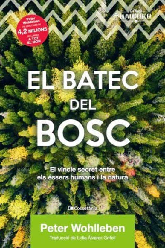 Imatge de la portada del llibre El batec del bosc