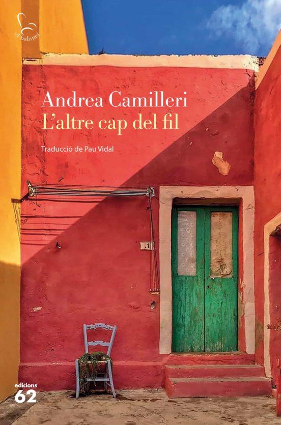 Imatge de la portada de la novel·la L'altre cap del fil