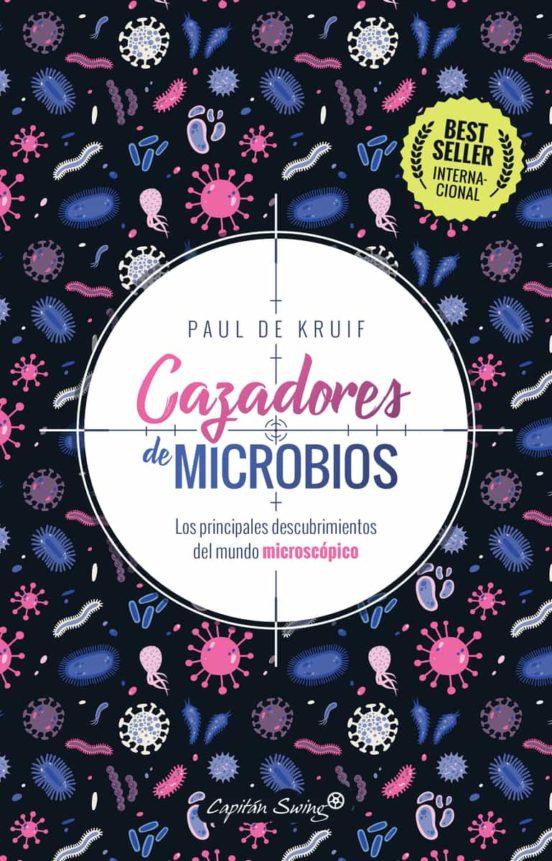 Imatge de la portada del llibre Cazadores de microbios