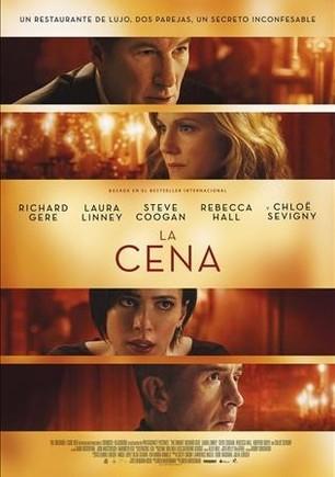 Imatge del cartell de la pel·lícula La cena