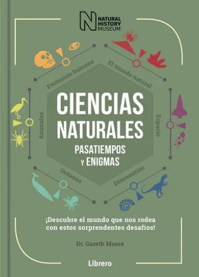 Imatge de la portada del llibre Ciencias naturales