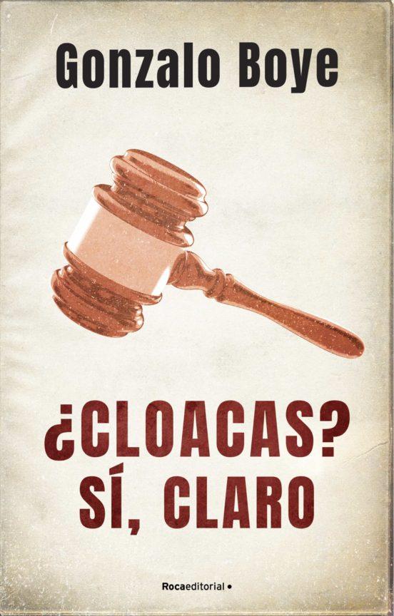 Imatge de la portada del llibre ¿Cloacas? Sí, claro