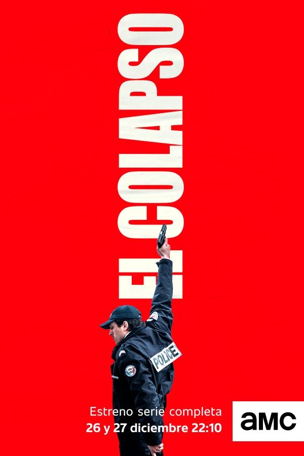 Imatge del cartell de la pel·lícula El colapso