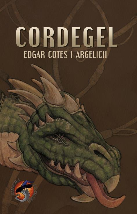 Imatge de la portada de la novel·la juvenil Cordegel