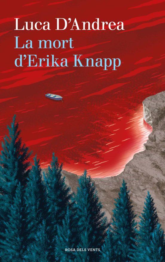 Imatge de la portada de la novel·la La mort d'Erika Knapp