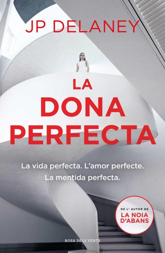 Imatge de la portada de la novel·la La dona perfecta