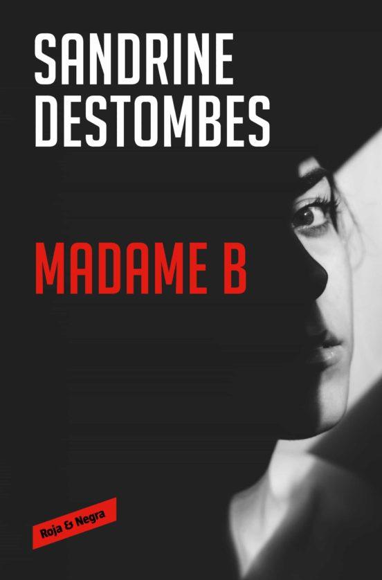 Imatge de la portada de la novel·la Madame B