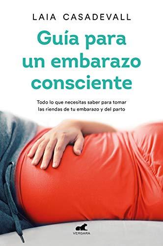 Imatge de la portada del llibre Guía para el embarazo consciente