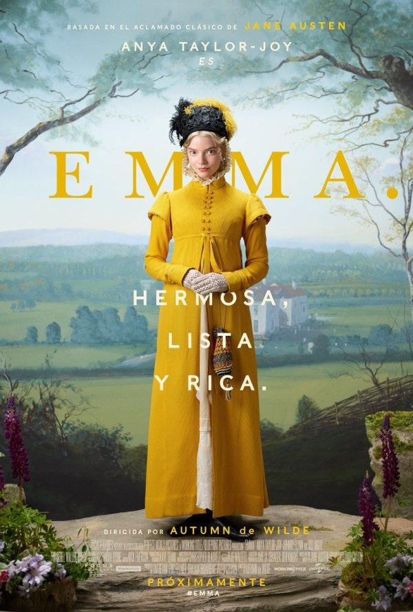 Imatge del cartell de la pel·lícula Emma