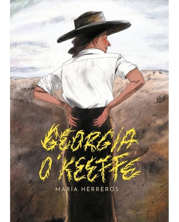 Imatge de la portada del llibre Georgia O'Keeffe